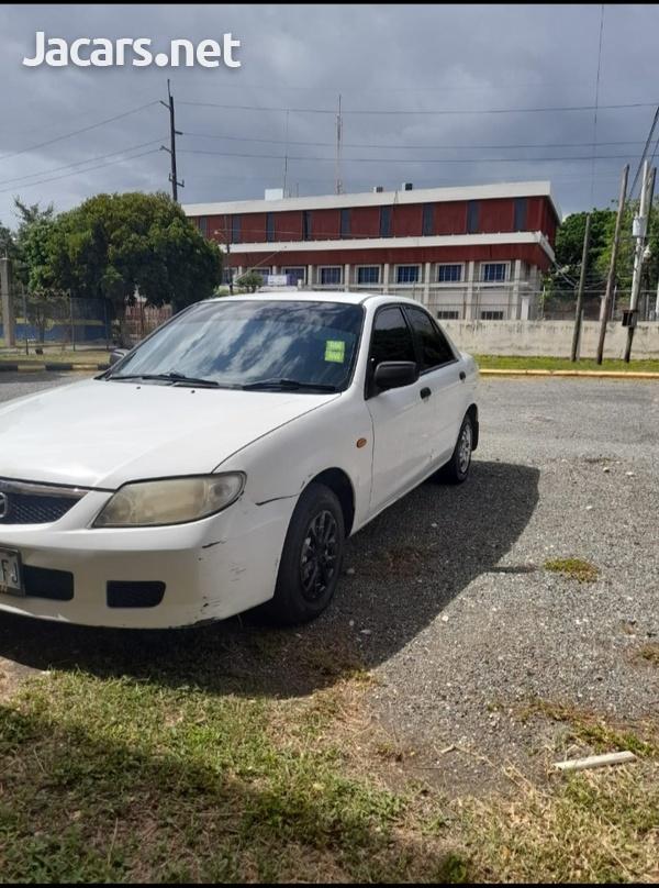 Mazda Familia 1,3L 2001-6
