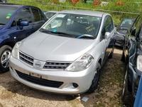 Nissan Tiida 1,3L 2013