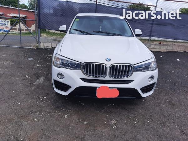BMW X4 3,0L 2016-5