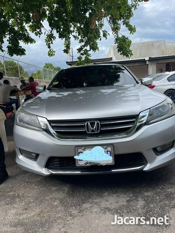 Honda Accord 2,4L 2014-3