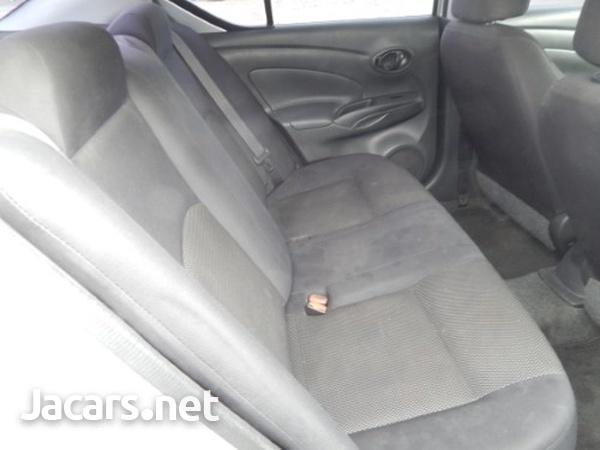 Nissan Latio 2,0L 2013-6