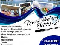 Heroes Weekend Trip
