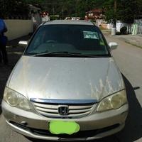 Honda Odyssey 1,4L 2002