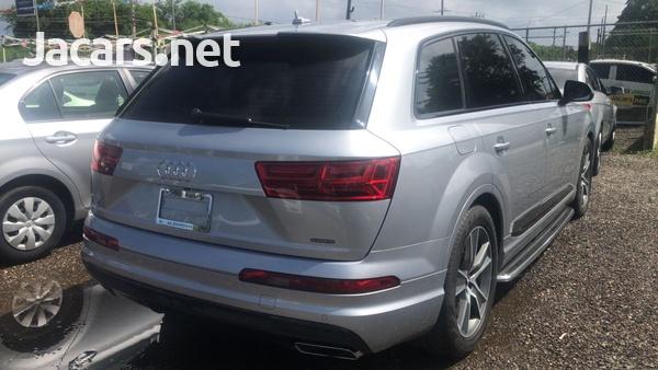Audi Q7 3,0L 2018-2