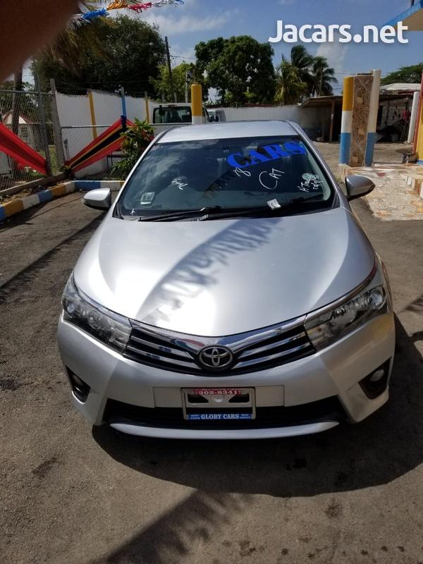 Toyota Corolla Altis 2,0L 2015-3