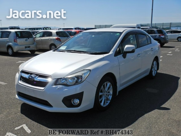 Subaru G4 2,0L 2014-1