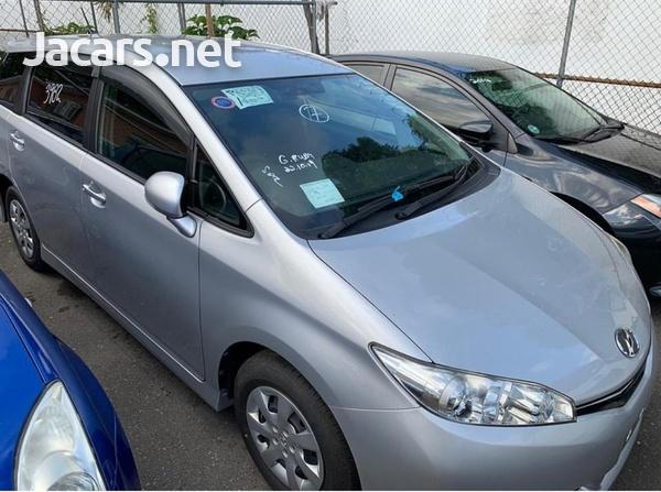 Toyota Wish 1,6L 2014-2