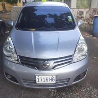 Nissan Note 1,2L 2011