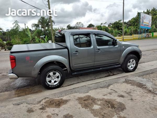 Nissan Navara 2,5L 2010-9
