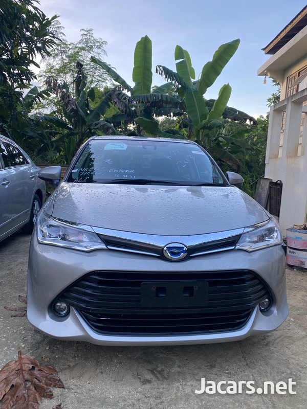 Toyota Axio 1,8L 2016-3