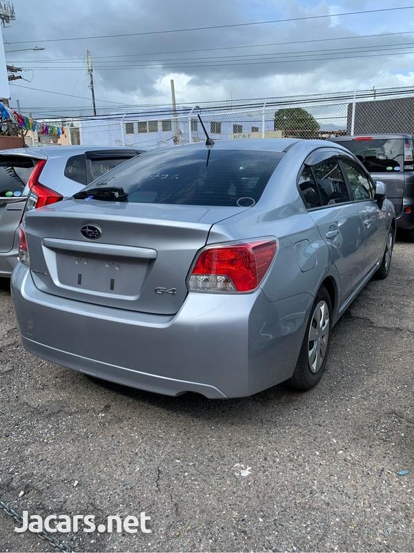 Subaru Impreza 1,6L 2014-2