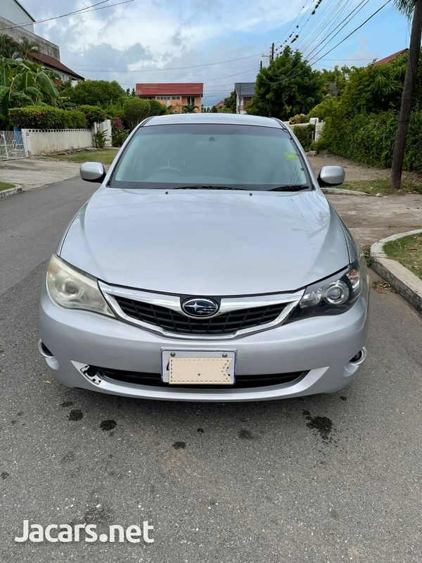 Subaru Impreza 2,5L 2011-10