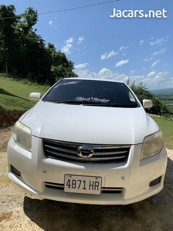 Toyota Axio 1,5L 2012-1