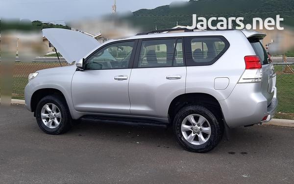 Toyota Land Cruiser Prado 3,0L 2012-13