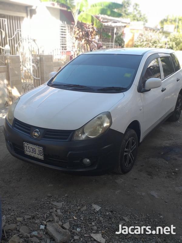 Nissan AD Wagon 1,6L 2013-9