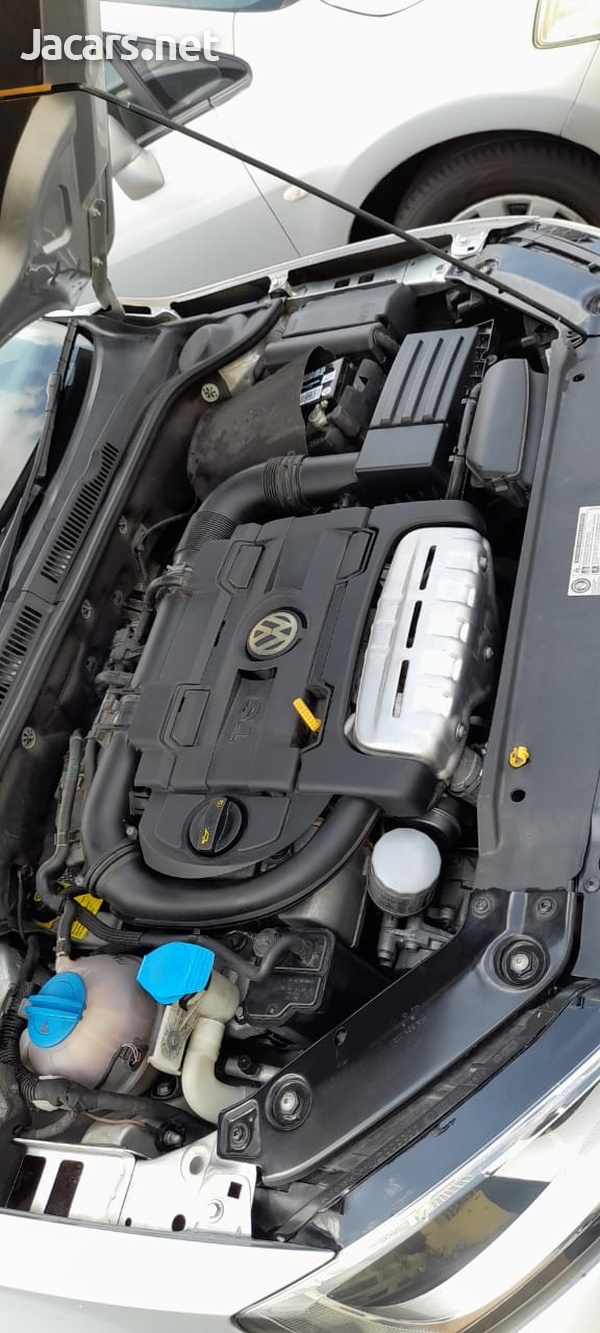 Volkswagen Jetta 1,4L 2016-12