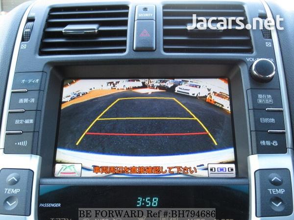 Toyota Crown 4,6L 2012-12