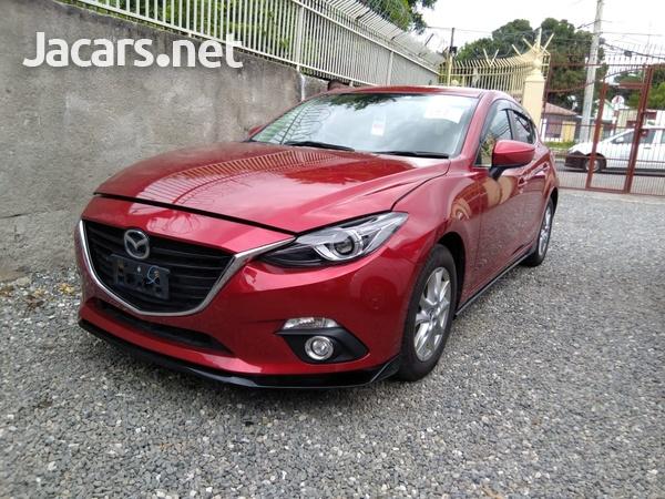 Mazda Axela 2,0L 2016-3