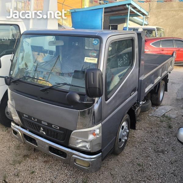 2010 Mitsubishi Fuso 3.0 ton Dump Truck-1