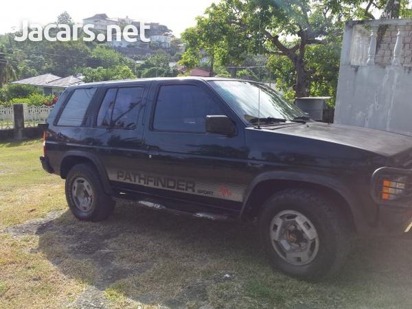 Nissan Pathfinder 3,0L 1991-1