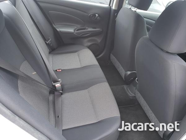 Nissan Latio 1,3L 2017-8