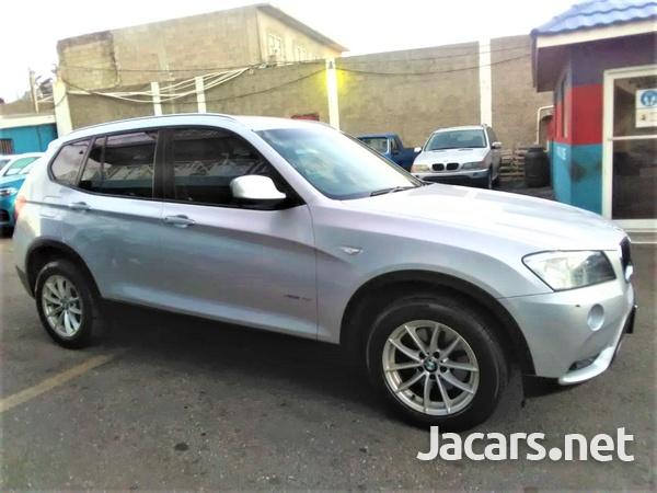 BMW X3 2,0L 2013-3