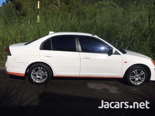 Honda Civic 2,0L 2002-1