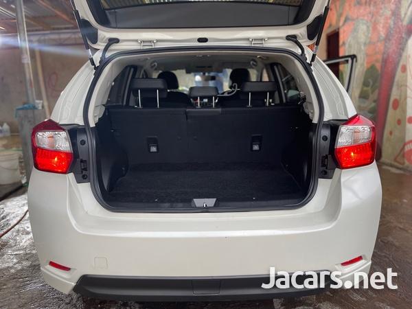 Subaru Impreza 2,0L 2016-12