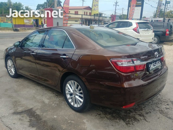 Toyota Camry 2,5L 2015-8