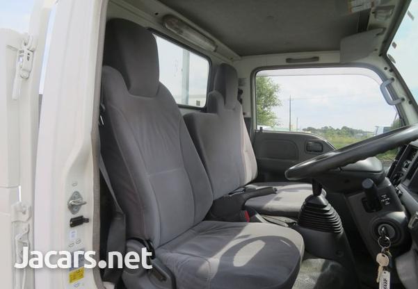 2007 Isuzu Elf Manual 3,0L Flatbed Truck-12