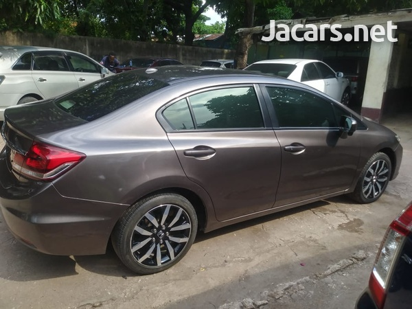 Honda Civic 1,8L 2015-6