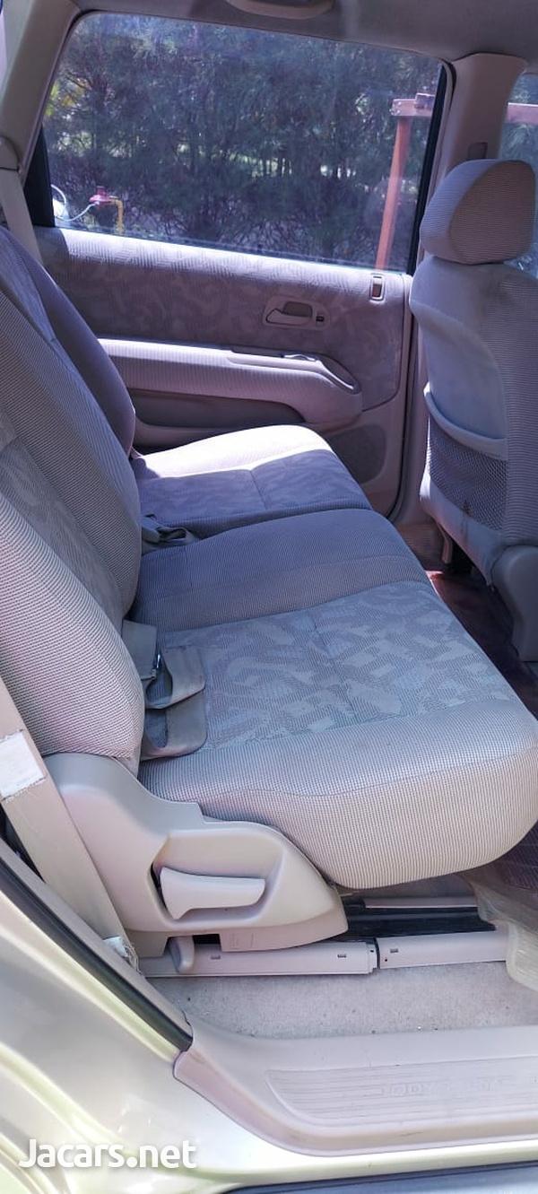 Honda Odyssey 2,5L 2002-7