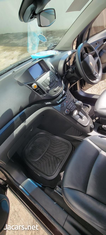 Chevrolet Orlando 2,4L 2014-8