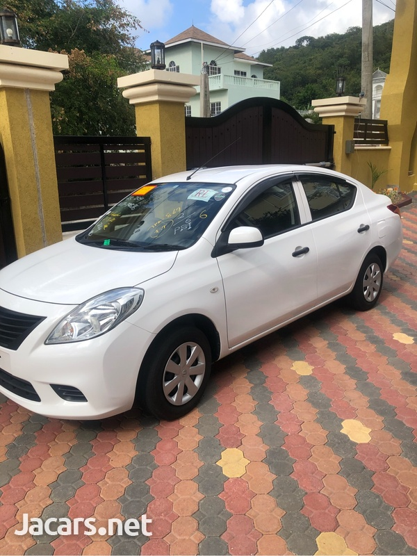 Nissan Latio 1,2L 2014-2