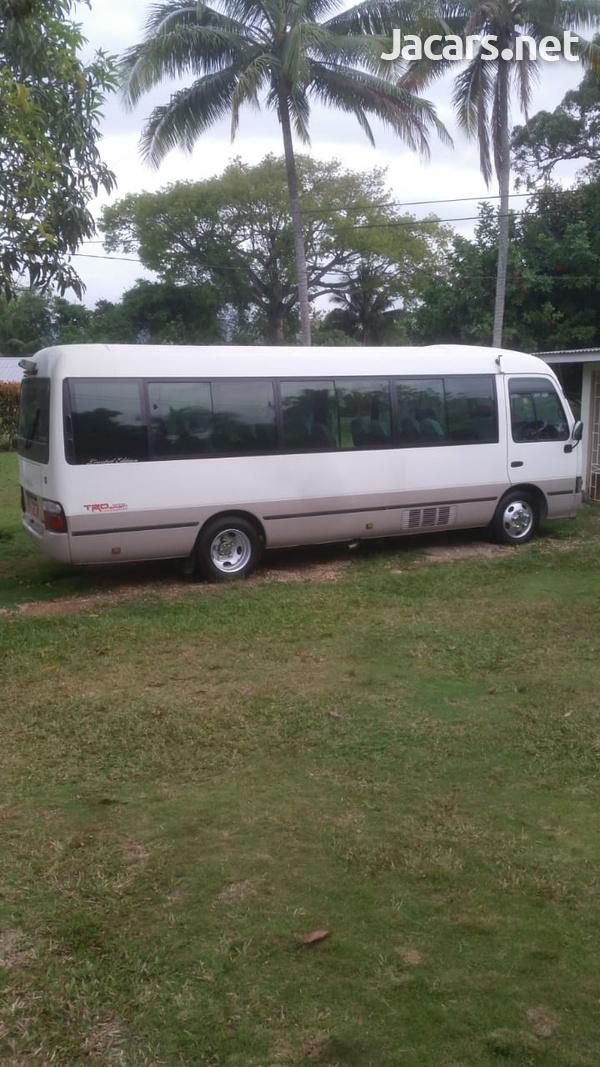 2006 Hino Liesse Coaster Bus-4