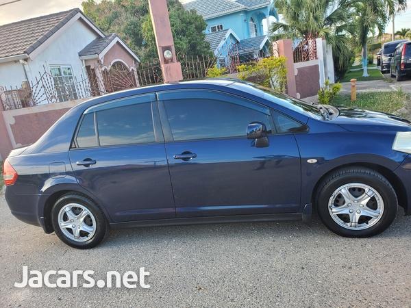 Nissan Tiida 1,4L 2010-2