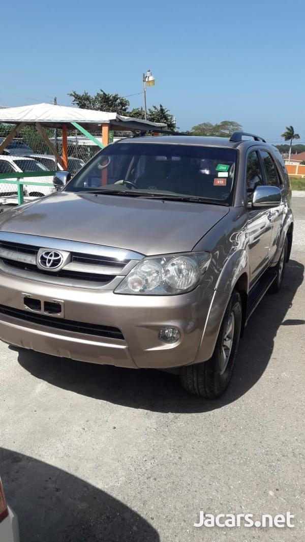 Toyota Fortuner 2,7L 2008-2