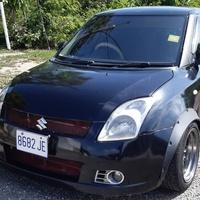 Suzuki Swift 1,6L 2007