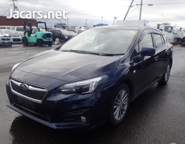 Subaru Impreza 1,6L 2017-1