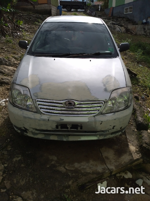 Toyota Corolla 1,6L 2003-1