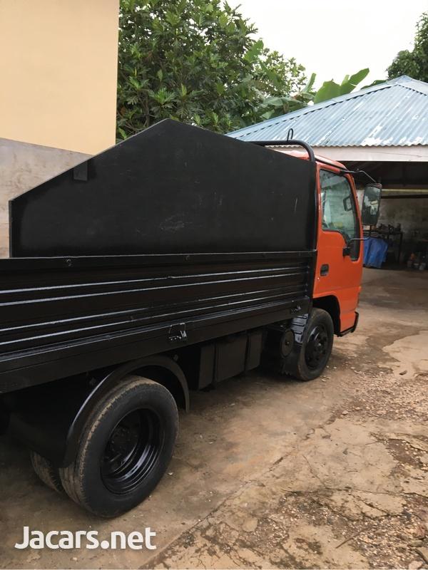 2004 Isuzu NKR Tipper Truck-3
