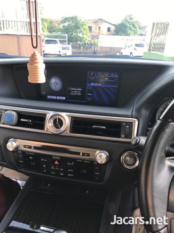 Lexus GS 2,0L 2013-10