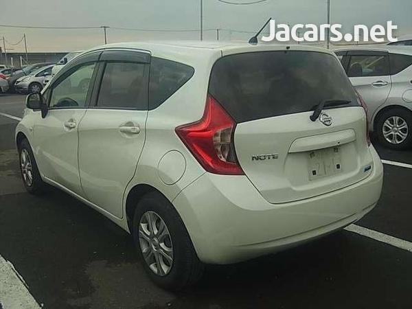 Nissan Note 1,5L 2014-5