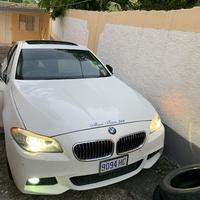 BMW 5-Series 3,5L 2013