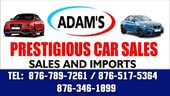 Adams Prestigious Car Sales