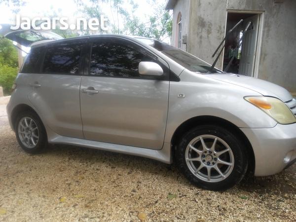 Toyota Ist 1,2L 2006-12