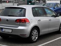 Volkswagen Golf 1,4L 2013