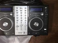 DJ Stereo Mixer