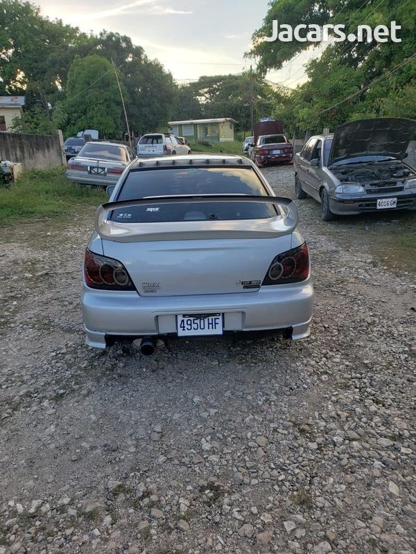 Subaru WRX STI 2,0L 2001-6