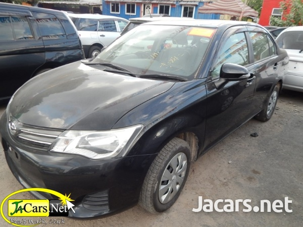 Toyota Axio 1,5L 2013-6